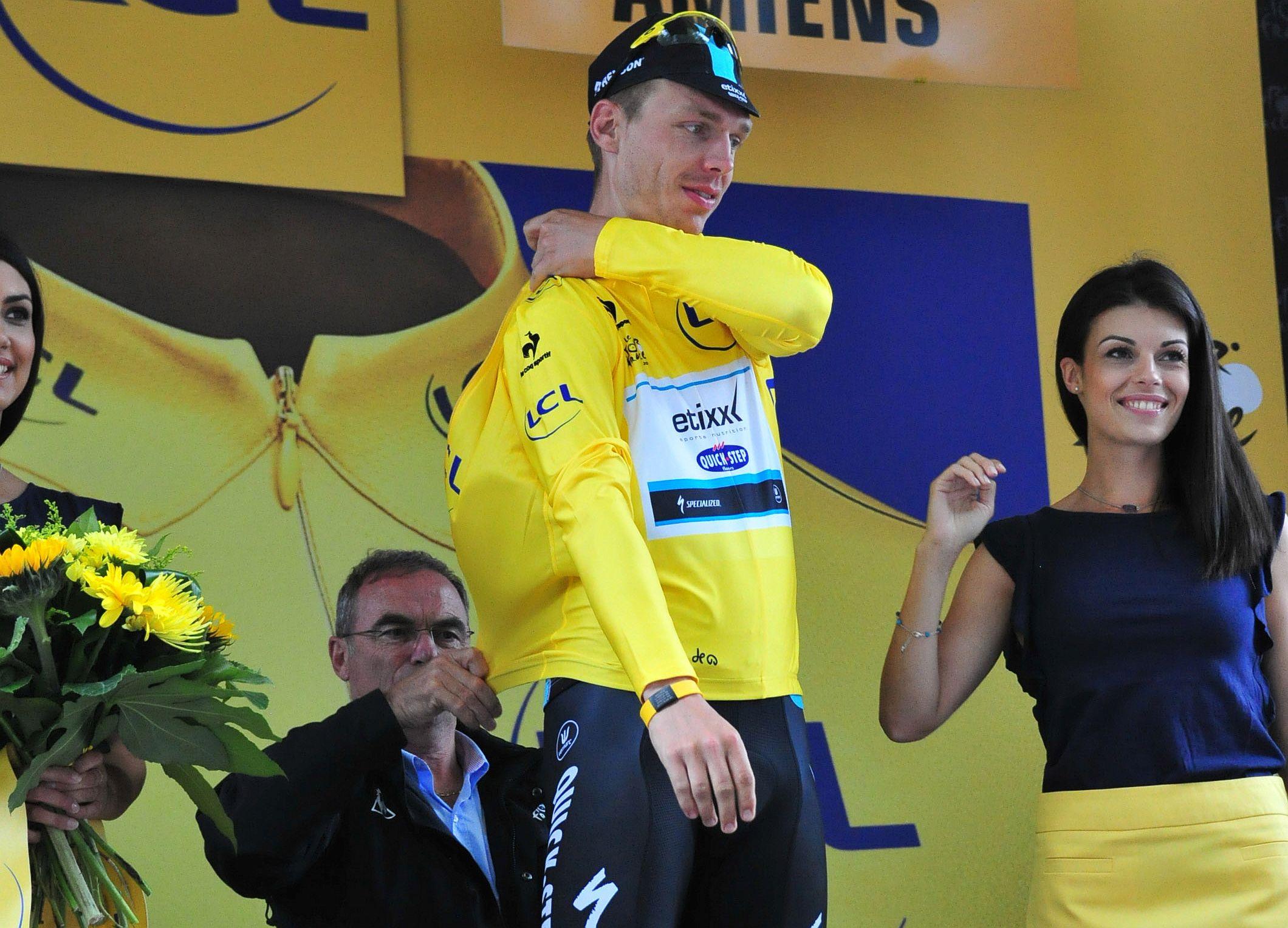 Tony Martin lehet utoljára húzta fel ma a sárgát? (Fotó: Stefano Sirotti)