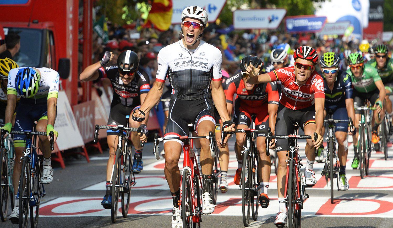 Van Poppel győzelme (Fotó: Stefano Sirotti)