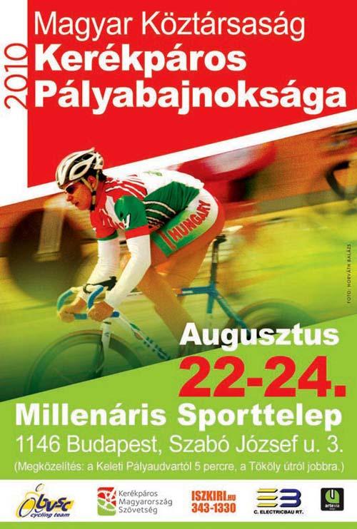 Magyar Köztársaság Pályabajnoksága 2010