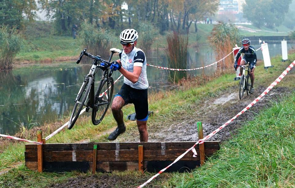 Őszi átmozgatás cyclocross-versenyen (Fotó Káldi Tamás)