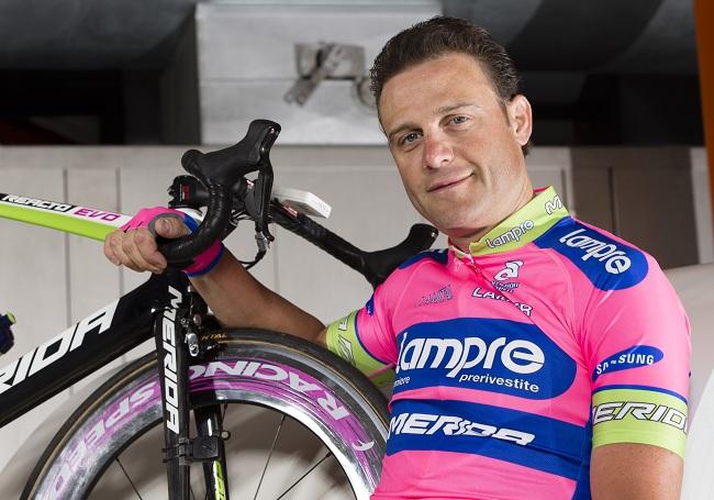 Alessandro Petacchi (Fotó: Lampre-Merida)
