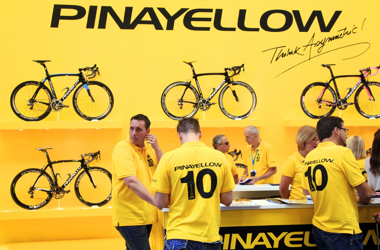 Pinarello - továbbra is sárgában