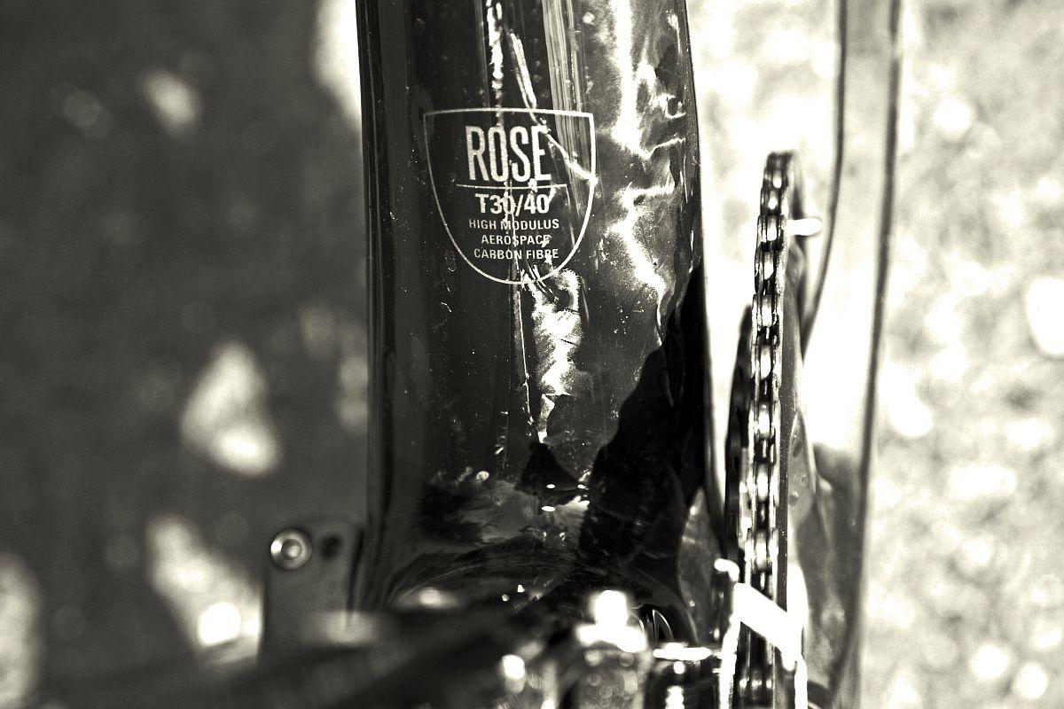 Rose T30/T40 Carbon