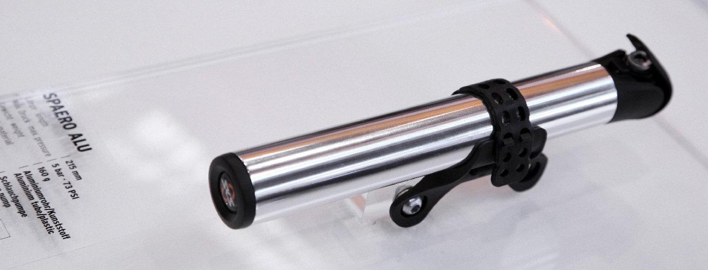 A Spaero Sport Alu, az egyik leghatékonyabban működő minipumpa...