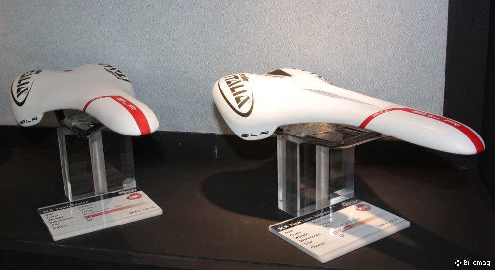 Eurobike 2010: Selle Italia