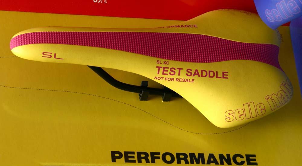 Selle Italia Test Center 2011