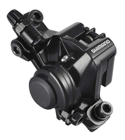 Shimano 2012: MTB újdonságok – 1. rész: BR-M375 – a kedvező árú mechanikus tárcsafék