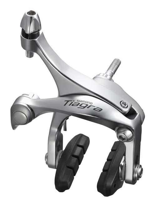 Shimano 2011-2012: Tiagra BR-4600 féktest