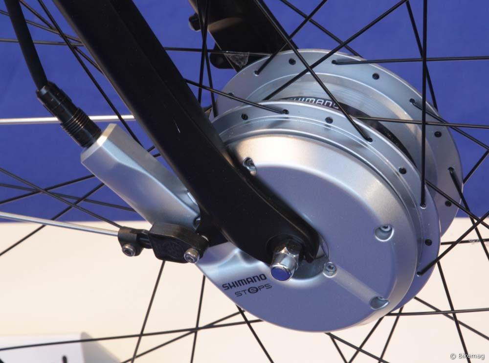 Eurobike 2010: Shimano