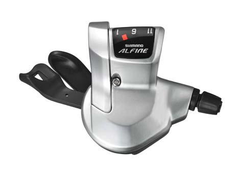 Az Alfine SL-S700 váltókarja