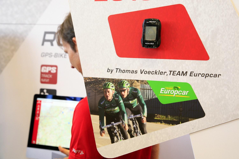 A Sigma egy olyan arcot választott, akire nehéz azt mondani, hogy a monitor alapján építi fel a versenyeit...