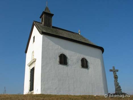 Kápolna Oggau határában