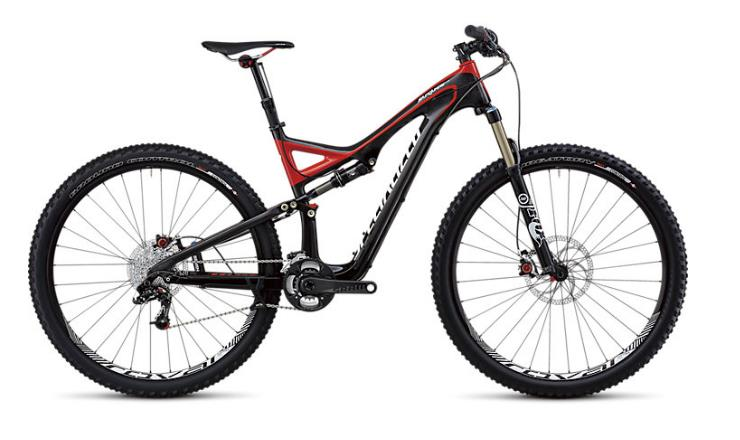 Specialized Stumpjumper FSR Expert Carbon 29 (méretek: M, L, XL)