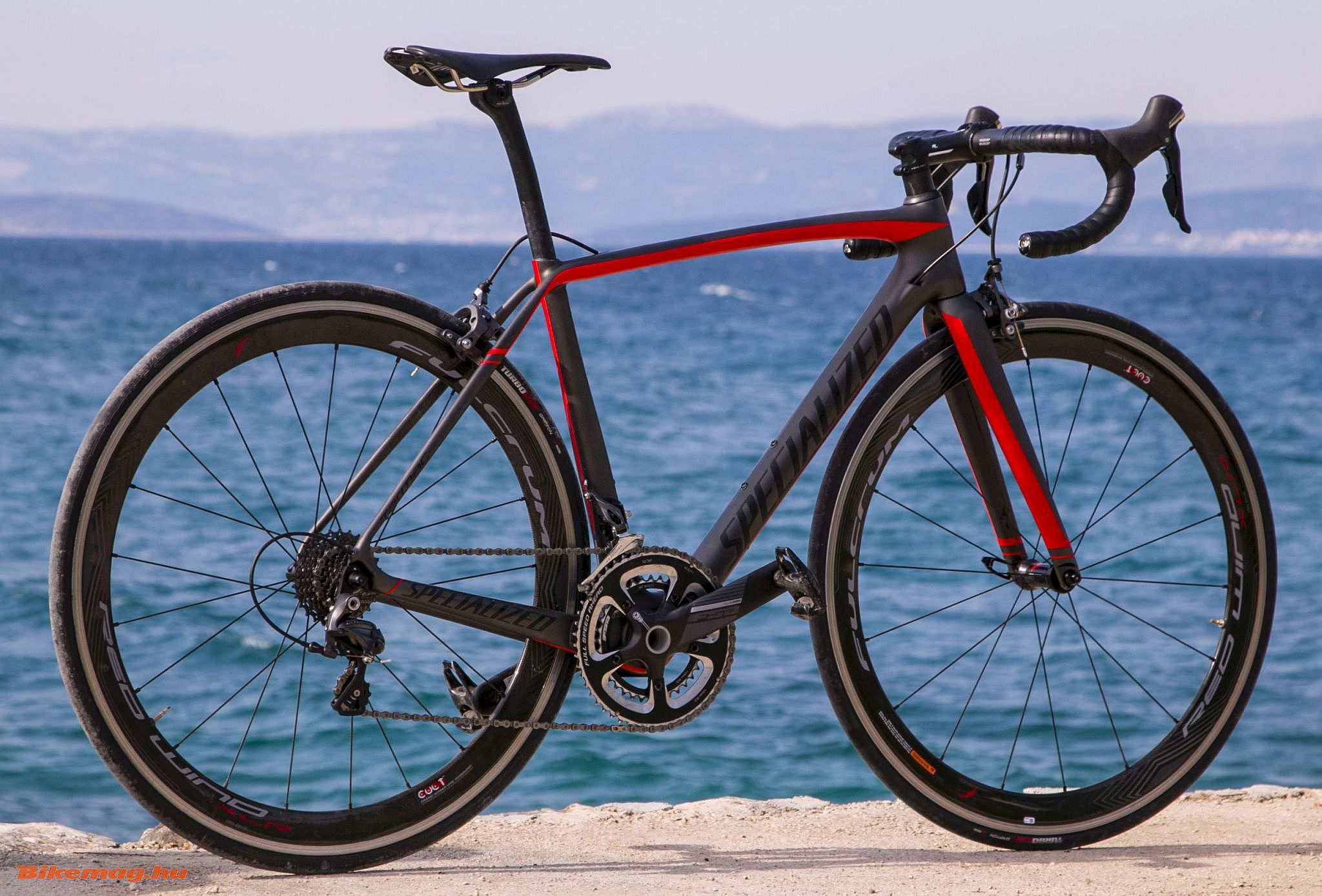Specialized Tarmac Expert kerékpárteszt