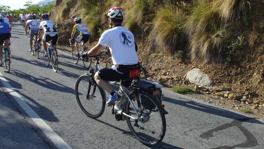Cancellara 2011-es motorját tesztelték hegymenetben. Haladtak vele rendesen