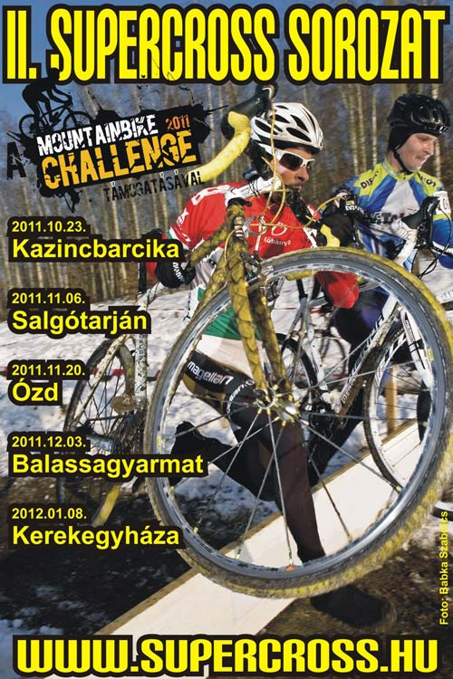 Kazincbarcikán indul a krossz-szezon