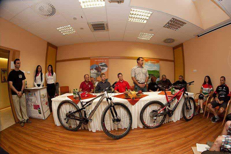 Specialized Maraton Szilvásvárad 2011: A rendezvényt sajtótájékoztató előzte meg