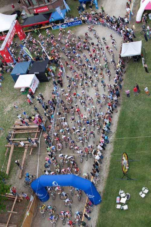 Specialized Maraton Szilvásvárad 2011: 1200-an rajtoltak el idén