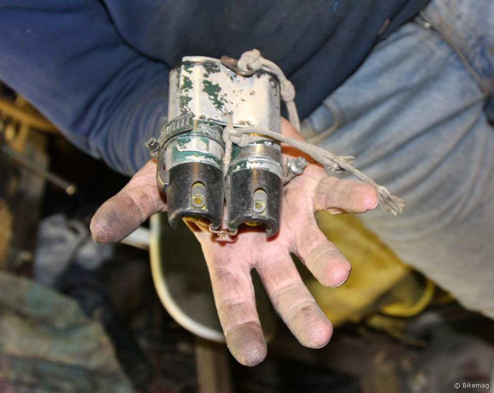 Gázspray kombó: az egyik távolra hord, a másik jobban terít