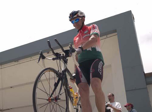 Szőnyi Ferenc (fotó: raceacrossamerica.org)