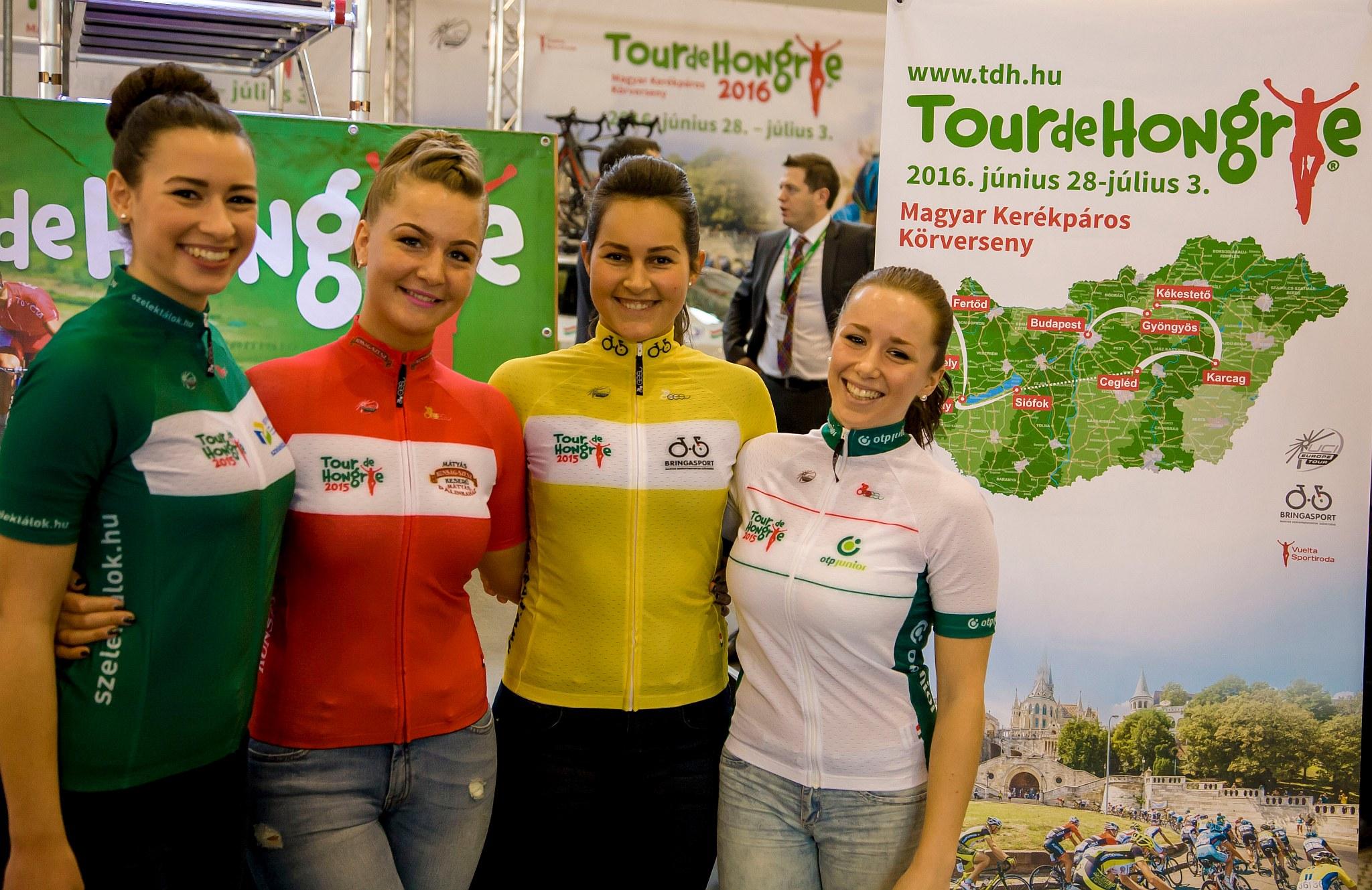 Továbbra is sárga trikó az összetett éllovasnak, zöld trikó a legjobb sprinternek, piros a hegyek királyának és fehér a legjobb magyarnak