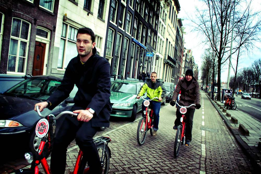 Biciklizz télen is!