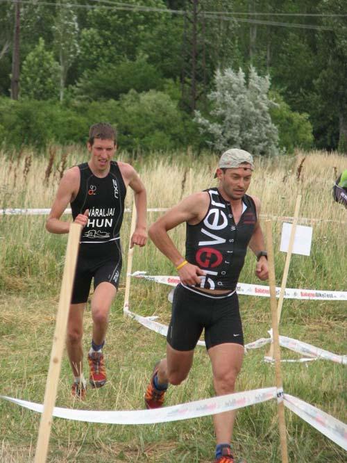 Drámai küzdelem a tereptriatlon Országos Bajnokságon