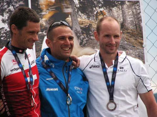 Tereptriatlon Európa-bajnokság Visegrádon - éremeső a hazai pályán, extrém kalandok a terepen