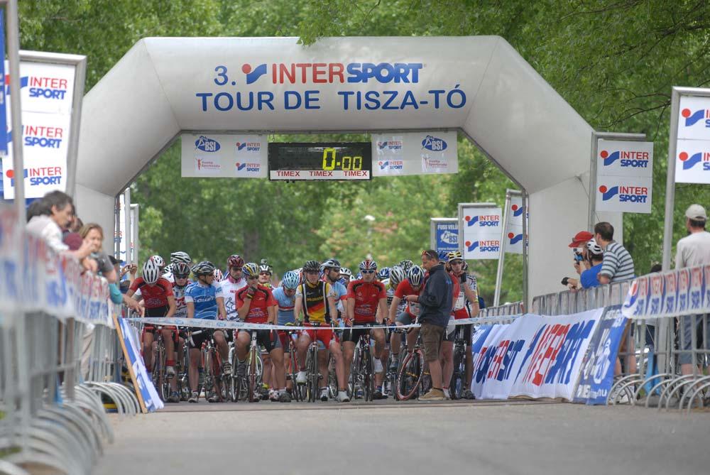 Jövő szombaton ismét Intersport Tour de Tisza-tó