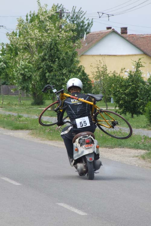 Motor-kerékpár