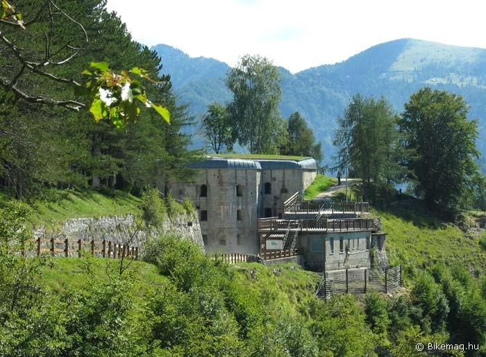 Magyarok (is) építhették – Belvedere erőd