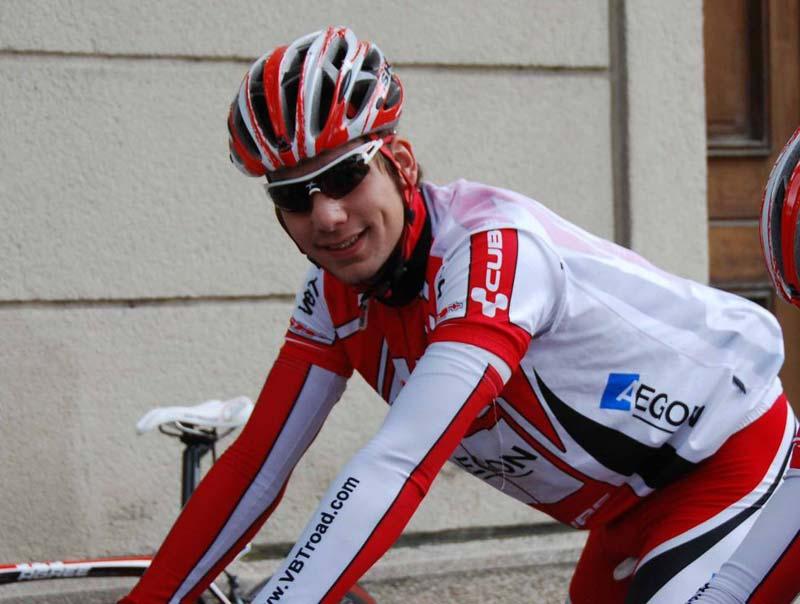 Pintér Tamás (AEGON Cycling Team)