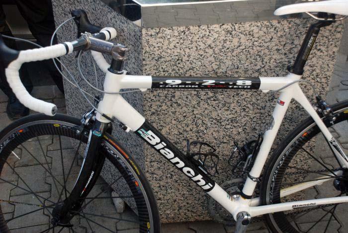 Bianchi 928 Carbon T-Cube