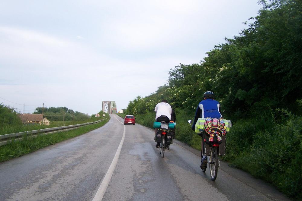 Az utolsó híd a Tiszán