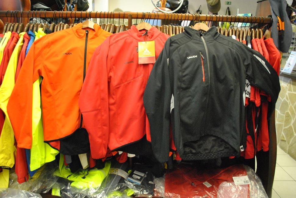 Vaude Matera, Crims és Kuro jacket