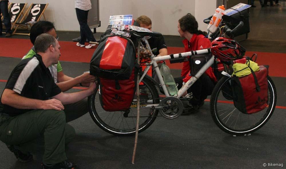Eurobike 2010: Vaude