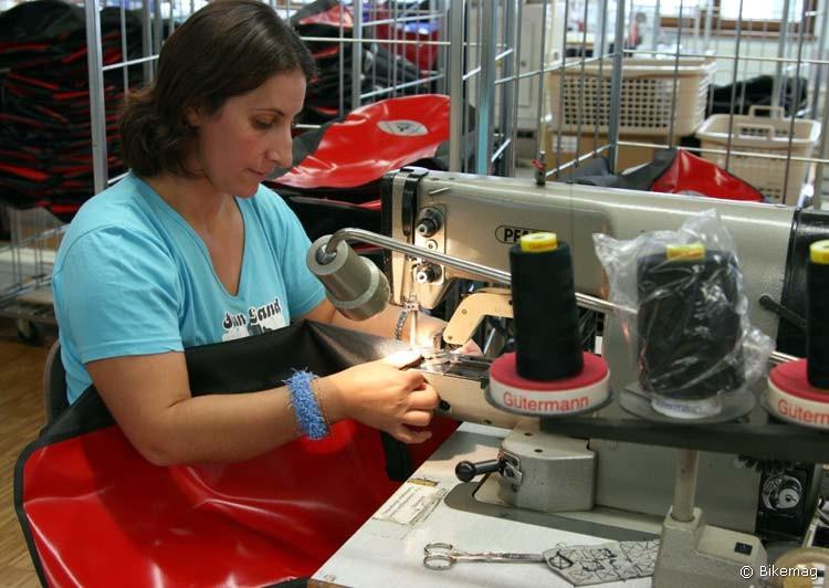 A vízhatlan táskák nem a Távol-Keleten készülnek, hanem Made in Germany