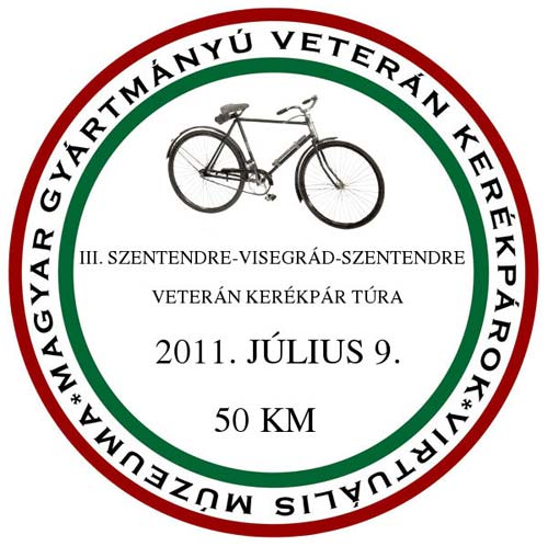 III. Szentendre-Visegrád-Szentendre Veterán Kerékpártúra