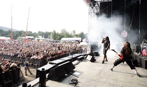 Ha középiskolás koromban valaki azt mondha, hogy 15 év múlva Sepultura koncert lesz Sopronban, kinevettem volna… Pedig lett