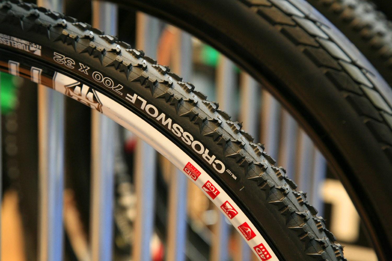WTB CrossWolf cyclocrossra
