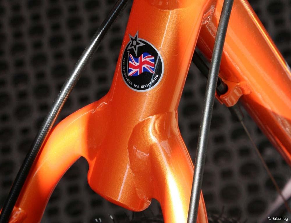 Eurobike 2010: XC / maraton trendek: Orange
