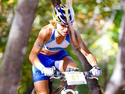 Shonny Vanlandingham a női győztes