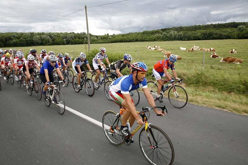 A versenyzők 45 és 90 kilométeres távok között választhattak