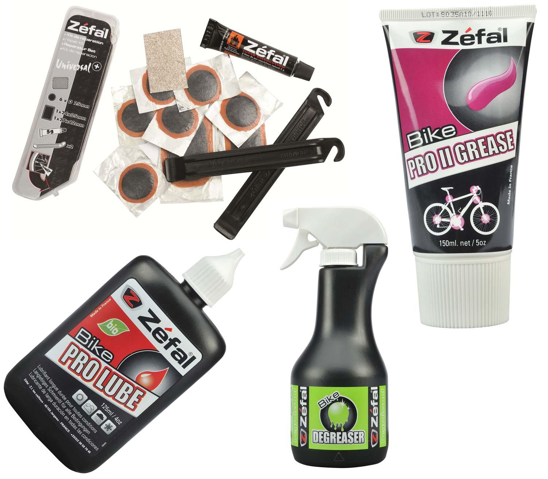 A Zéfal sokféle igényt kielégít a kerékpár ápolás területén is