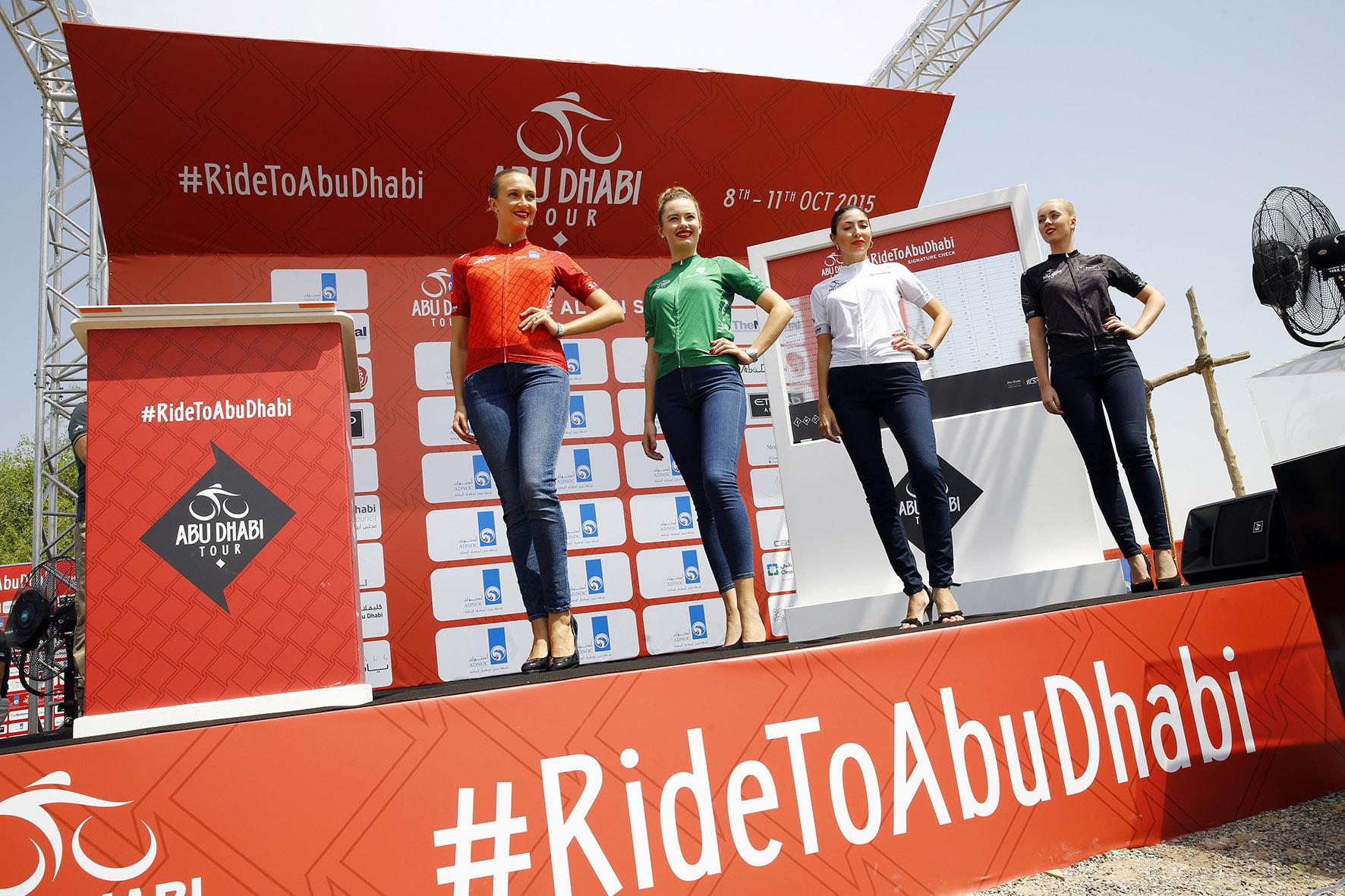 Évek óta rangos versenyeknek ad otthont AbuDhabi - foto Luca Bettini/RCS Sport