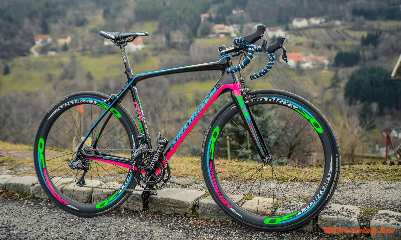 Airstreeem RR Storm SL Neon kerékpártreszt