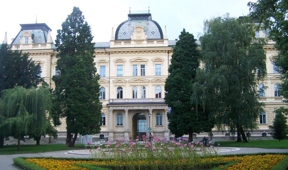 Maribor, Szlovénia ékszerdoboza