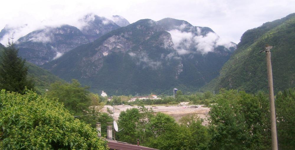 Az olasz hegyek között sem kellett tartanunk hőgutától