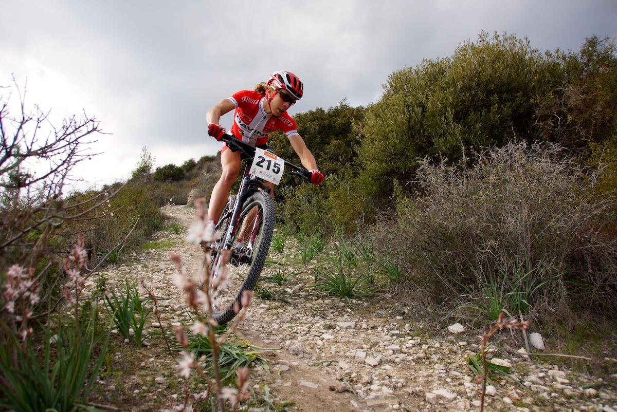 Annika Langvad jól szerepelt a ciprusi Sunshine Cup versenyeken