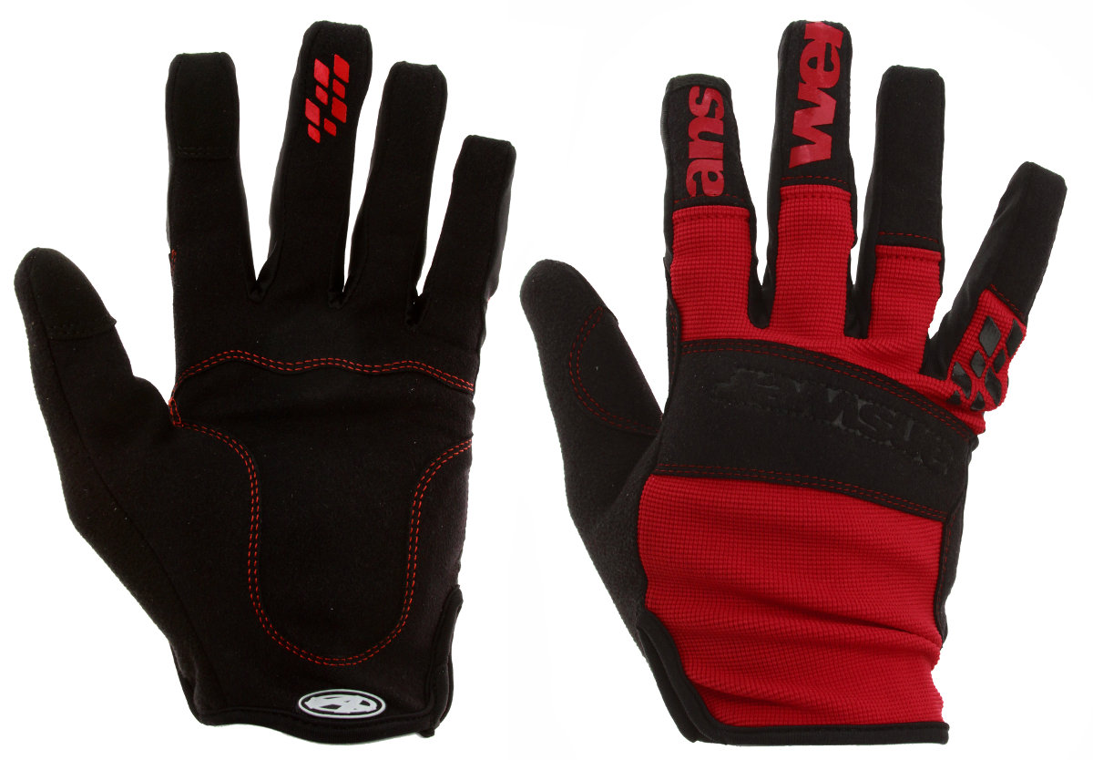 answer_Enduro_glove_red